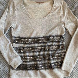 Philosophy Jeweled Sweater